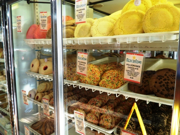 MexicanTown, MexicanTown Bakery, Detroit, Michigan, bakery, panaderia, food