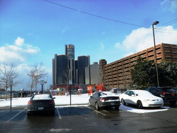 Detroit, Michigan, Show Me Detroit tour, tour, River walk, cityscape, outdoors, travel, photography, TS76