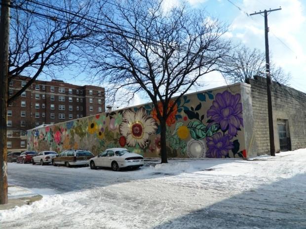 Detroit, Michigan, Show Me Detroit tour, tour, art, street art, travel, photography, TS76
