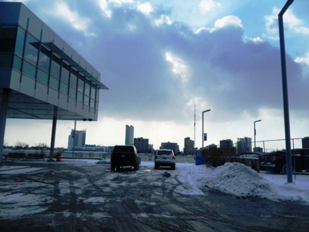 View of Windsor, Canada, architecture, buildings, Detroit, Michigan, Show Me Detroit tour, tour, travel, photography, TS76