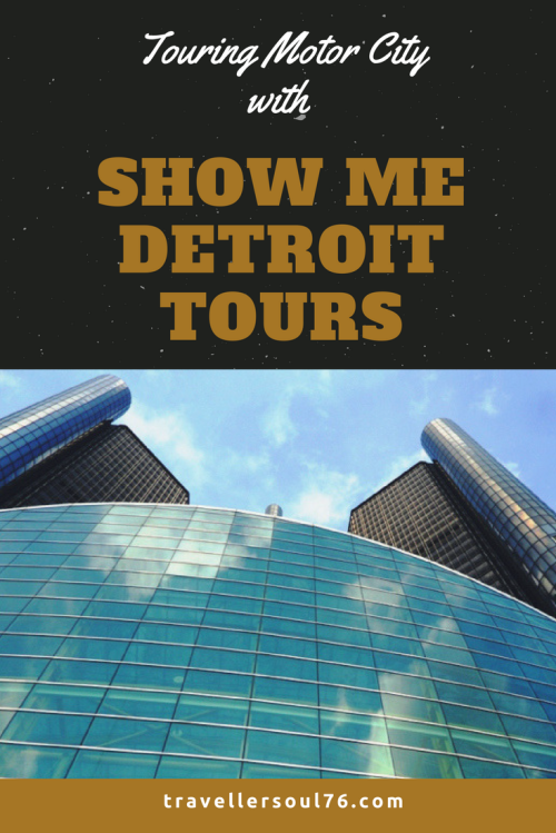 Heading to America's Comeback City? Motor City or best known as Detroit? Then come along on a Tour of the city with Show Me Detroit Tours. It's an interesting tour of the city that has so much to offer and truly not what you see on TV. Check it out!