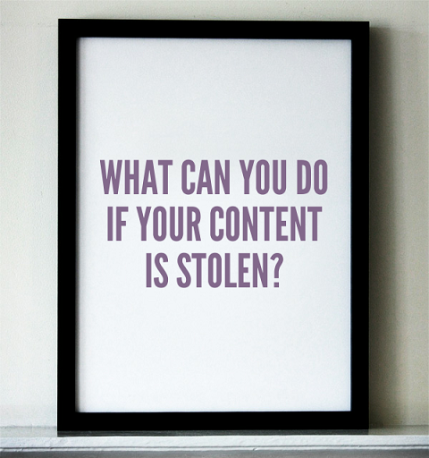 blogging, blog content, what to do if your content is stolen, TS76, blogger