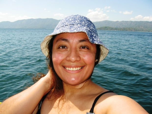 Karla, Ilopango Lake, Lago de Ilopango, El Salvador, ES impresionante, travel, photography, TS76