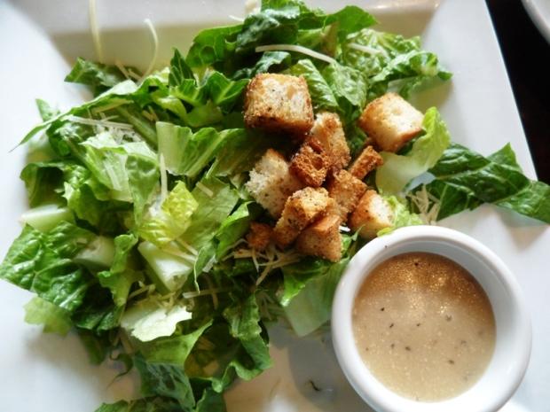 Maccabees, Midtown, Detroit, Michigan, Caesar salad, food, photography