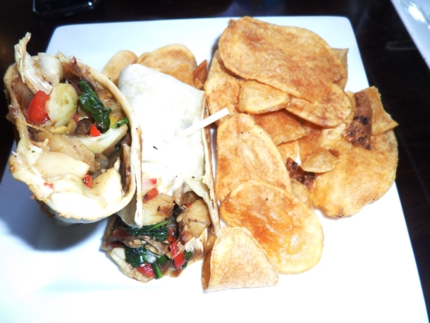 Maccabees, Midtown, Detroit, Michigan, veggie wrap, food, photography