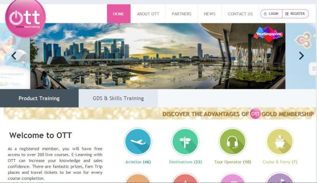 OTT, Online Travel Training, travel, tourism, marketing, study