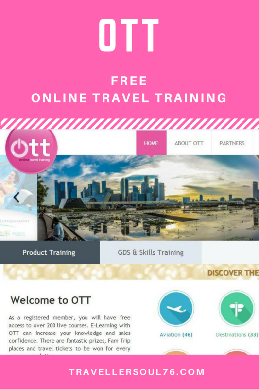 Never stop learning! If you are looking to acquire more knowledge about the world of travel, come check out this excellent site which offers free online travel training from the world's leader in the travel industry!