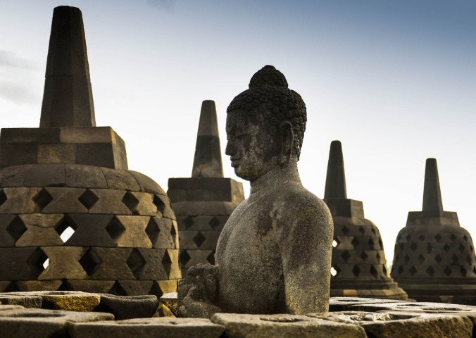 Borobudur Temple, temple, Buddhism, Indonesia, travel, photography