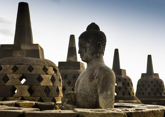Borobudur Temple, temple, Buddhism, Indonesia, travel, photography