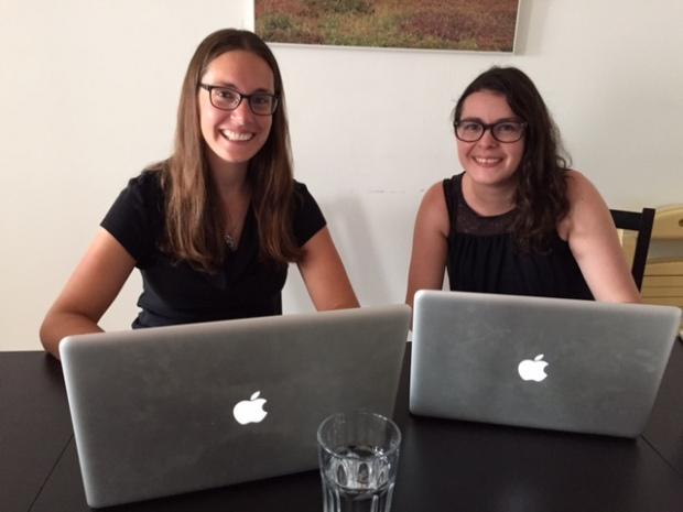 #culturetrav, twitter chat hosts, Jessica Lipowski, Nicolette Orlemans, travel bloggers,