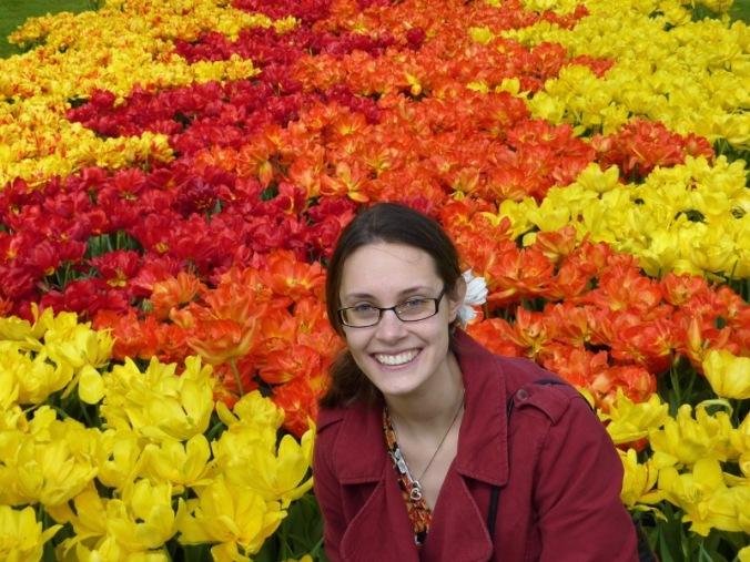 Jessica Lipowski, author, blogger, Flavors of Life, book author, travel blogger