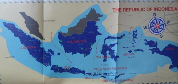 map, map of Indonesia, Indonesia, travel, TS76