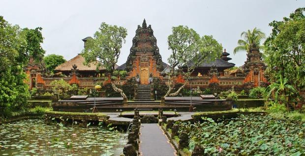Temple, Ubud, Bali, Indonesia, travel, photography