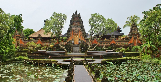 Temple, Ubud, Bali, Indonesia, travel, photography