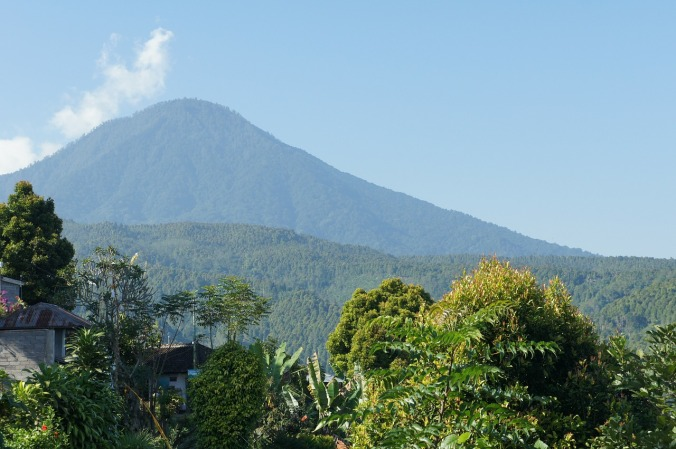 Mountain, Mt Agung, Bali, Indonesia, Travel, Photography