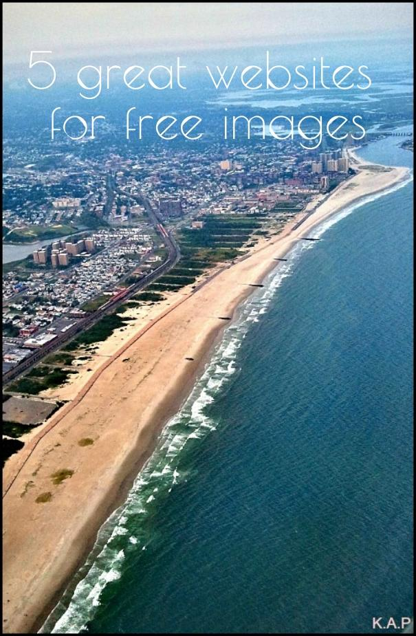 5 great websites for free images, social media, pinterest, aerial view, beach, beach aerial view, photography, TS76