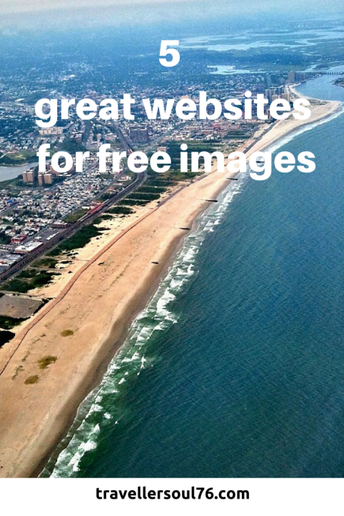 Looking for royalty-free, high quality and free photos? Check out these 5 great websites for free images! It's a win ;)