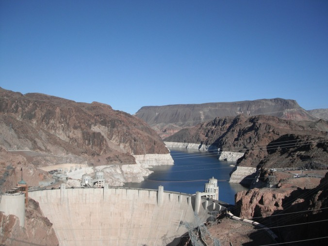 Hoover Dam, Nevada, attraction, travel, photography