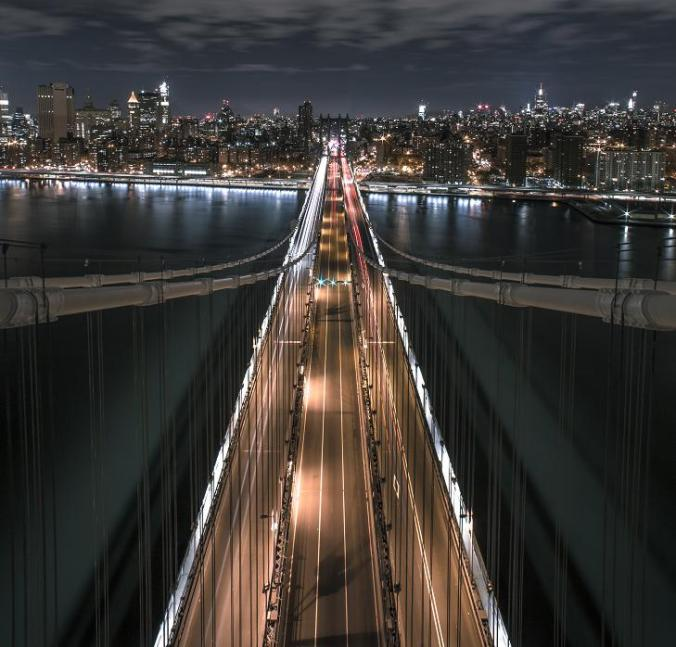 Manhattan Bridge, Bridge, travel, photography, architecture