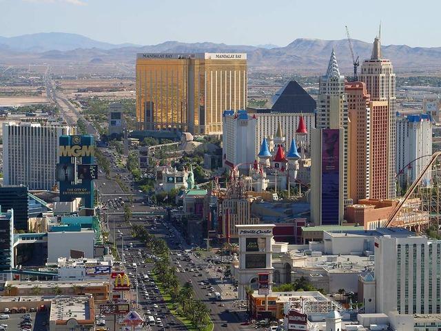 The Strip, Las Vegas, Nevada, USA, travel, photography, travel blog