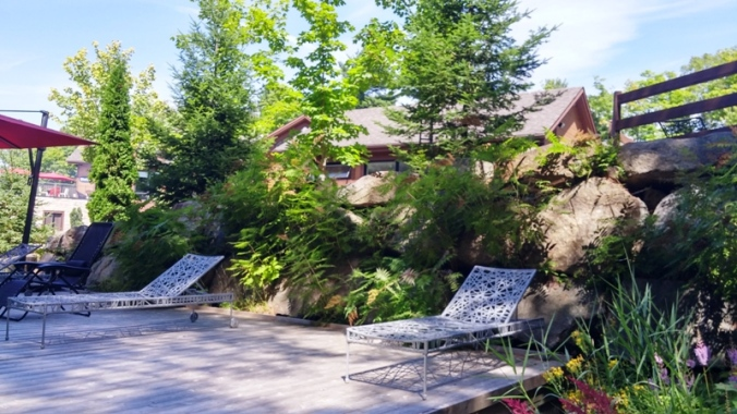 Amerispa, Morin-Heights, Quebec, reception, spa, spa review, Laurentians, Laurentides, photography, TS76