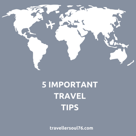 5 important travel tips social media