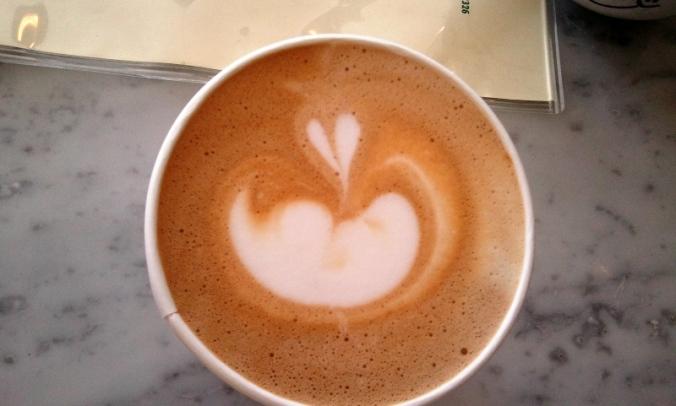 Cappuccino in Kingston, Ontario