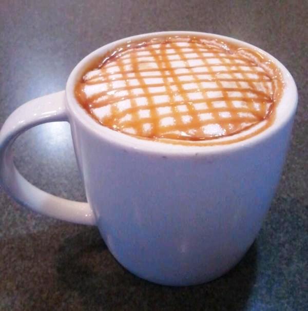 Starbuck's Caramel Macchiato