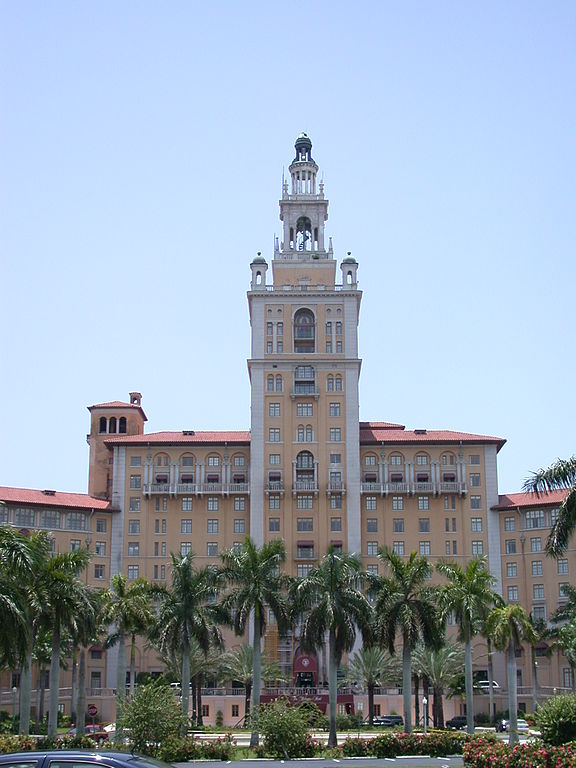 The Biltmore Hotel in Coral Gables, Florida is one of the most stunning hotels in the United States and the world.