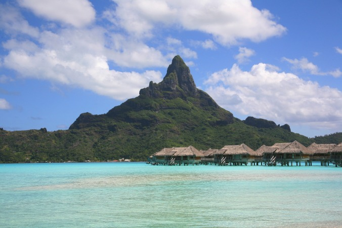 Heaven on earth, Bora Bora, French Polynesia