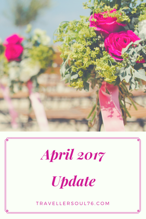 Travellersoul76.com April 2017 Update