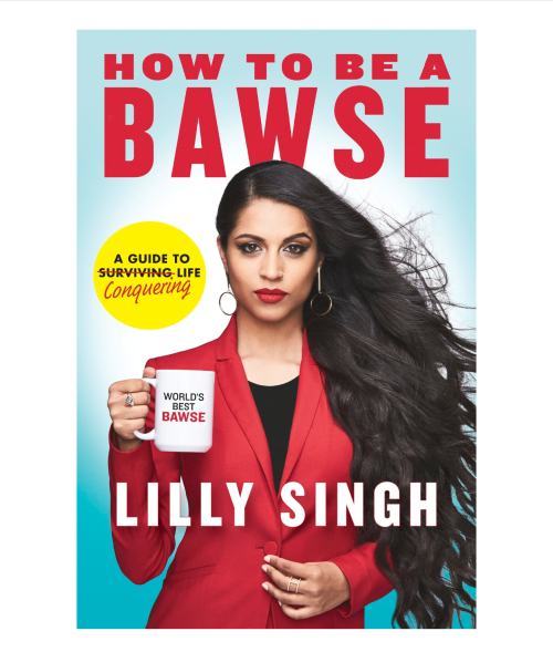 Want to be inspired by one of Youtube superstars? Then read How to Be a Bawse book.