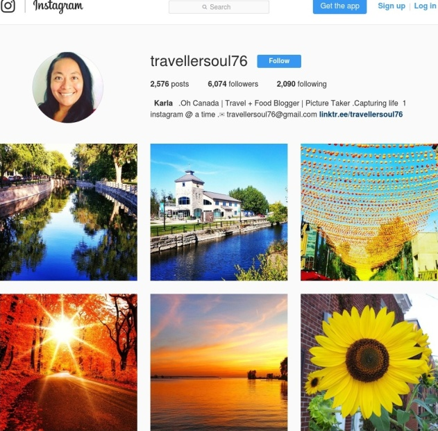 TravellerSoul76 Instagram Profile. Come find me on the platform and follow me for travel, nature, food inspiration :)