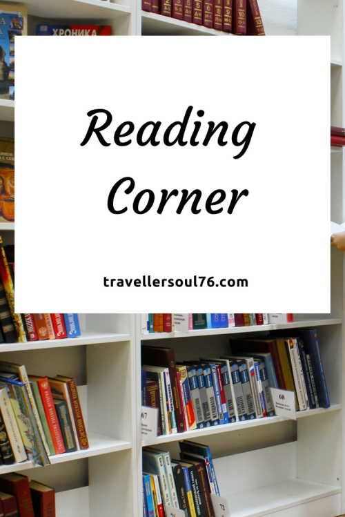 Looking for some fun, educational and inspiring books to read? Come by the Reading Corner and see some suggestions! #books #booklovers #bookreviews #amreading