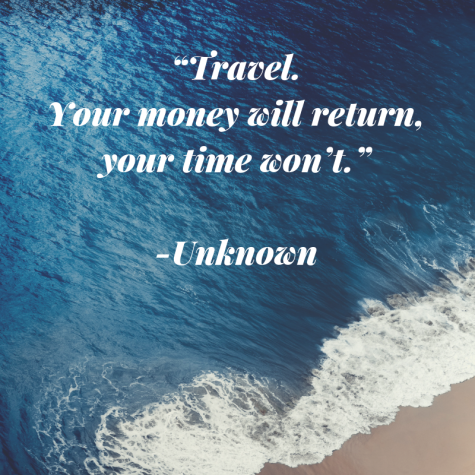 What is the best investment you can make? Travel. Your money will return, your time won't. Such great and true advice right? #travel #quote #travelquote #inspiration #life #travelblog #travelbloggers #truth
