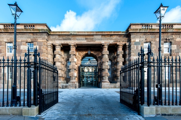 Crumlin-Rd-Gaol in Belfast_Northern Ireland is a place for adventures if you have nerves of steel! #belfast #northernireland #travel #adventures