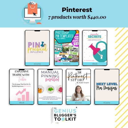Do you want to learn everything about Pinterest, get the best and latest Pinterest Tips, Pinterest Strategies and use it to explode your blog traffic? Then you have to read all about it and available at an incredible price in the Want to learn and master Facebook & Twitter to help you grow your blog and get more followers on social media? Here are some helpful and valuable resources found in found in The Genius Blogger's Toolkit 2019 bundle! #Pinterest #PinterestTips #PinterestMarketing #PinterestStrategies #bloggingtips #bloggingforbeginners #bloggingforbusiness #bloggers #howto #startablog #growyourblog #socialmedia #socialmediatips