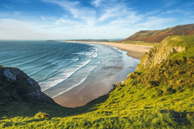 What is there to see in Wales, UK? Here are some suggestions as well as other top destinations to visit in 2020! #travel #holidays #UK #travelblog